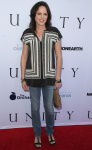 Jorja Fox arrive for the world premiere screening of the documentary 'Unity' June 24-2015 x5