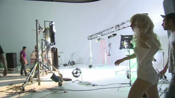 Beyonce: Behind The Scenes of Video Phone - Lady Gaga (2010) | HD 1080p