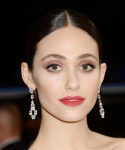 Emmy Rossum -                     Costume Institute Gala New York City May 1st 2017.