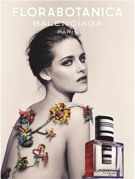 Kristen Stewart 'Balenciaga Florabotanica' ad , 2013