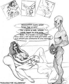 interracial cartoons Connie