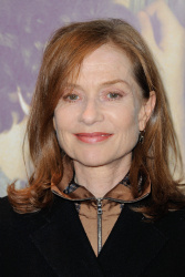 Isabelle Huppert - Back Home Screening @ the UGC cinema in Paris - 12/03/15