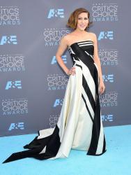 Eden Sher - 21st Annual Critics' Choice Awards @ Barker Hangar in Santa Monica - 01/17/15
