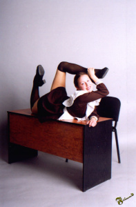 Tags (Genre):  Solo, Flexy, Gymnastics, Toys, Acrobatics