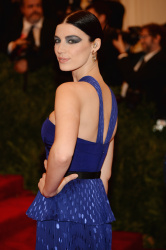 Jessica Pare - 2013 Met Gala in NYC 5/6/13