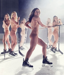 US Womens National Hockey Team - ESPN Body 2017