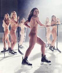 US Womens National Hockey Team - ESPN Body 2017