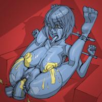 Art by Lycra 02 (Hell Fire)