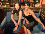 Olivia Munn - Watch What Happens Live 12/11/14