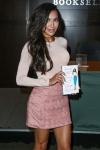 Naya Rivera Signing for her book 21
