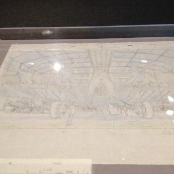 Ghibli s'invite dans la Galerie Art Ludique LENl1T3v