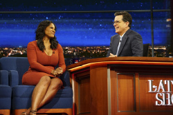 Audra McDonald - The Late Show with Stephen Colbert: March 20th 2017