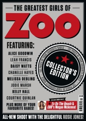 Link to Leah Francis – ZOO The Greatest Girls 2016 UK Collectors Edition