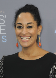 Tracee Ellis Ross - 21st Annual Critics' Choice Awards @ Barker Hangar in Santa Monica - 01/17/15