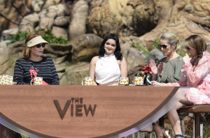 Ariel Winter - On The View at Disney's Animal Kingdom in Florida - March 8th 2017