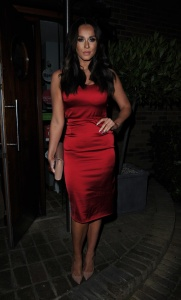 Vicky Pattison - At Smiths Restaurant in Essex - February 25th 2017
