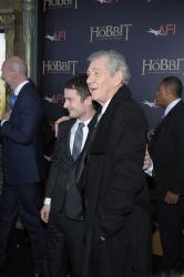 Ian McKellen - 'The Hobbit An Unexpected Journey' New York Premiere benefiting AFI at Ziegfeld Theater in New York - December 6, 2012 - 28xHQ B6jo48lO