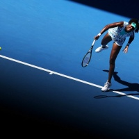 Venus Williams Second round of the 2015 Australian Open January 22-2015 x8