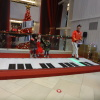 Interactive piano stage SQwFTs5a