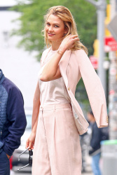 Karlie Kloss - Out in NYC 6/5/17