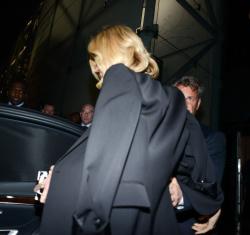 Sean Penn - Charlize Theron and Sean Penn - seen leaving Royal Festival Hall. London - February 16, 2015 (153xHQ) PA09LA3A