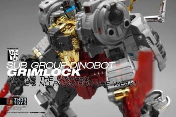 [Toyworld][ZetaToys] Produit Tiers - Jouet TW-D aka Combiner Dinobots - Page 2 NxxoTpqB