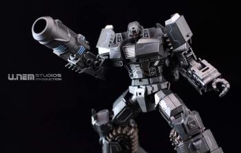 [Mastermind Creations] Produit Tiers - Reformatted R-13 Spartan (aka Impactor) des Wreckers + R-14 Commotus (aka Turmoil) - IDW BvBTBNPv