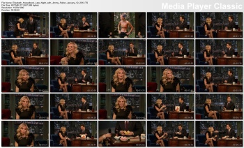Elisabeth Hasselbeck - Jimmy Fallon 1/13/12 - Legs and Thighs Show (re-up requested)