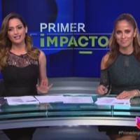 Jackie Guerrido Captures - Primer Impacto 8/4/17