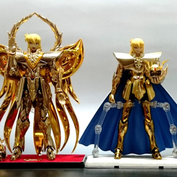 Galerie de la Vierge Soul of Gold (God Cloth) XVaylale