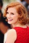 """Jessica Chastain - *ADDS* 2011 Cannes Film Festival """"Tree of Life"""" photocall 5/16/11"""