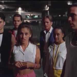 Amy Jo Johnson - Power Rangers Movie 1995 Captures