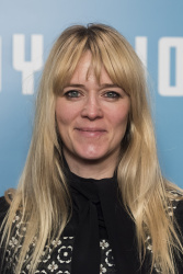 Edith Bowman - Joy Special Screening @ the Ham Yard Hotel in London - 12/17/15