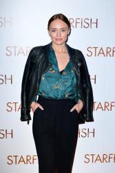 Laura Haddock - Starfish UK Premiere @ The Curzon Mayfair in London - 10/27/16
