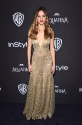 Halston Sage - 2016 InStyle & Warner Bros. 73rd Annual Golden Globe Awards Post-Party @ the Beverly Hilton Hotel in Beverly Hills - 01/10/16