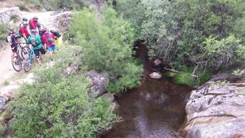 14/06/2015 - Cercedilla a Segovia por el Río Eresma - 7:15 Pedaleando. 4YvHUGGy