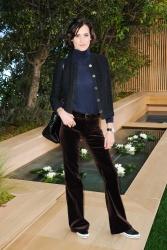 Ines de la Fressange - Paris Fashion Week: Chanel Haute Couture S/S 2016 Fashion Show in Paris - 01/26/16