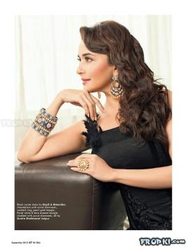 Madhuri Dixit-Nene personifies elegance in Hi! Blitzfun2sh Adhzd1j9