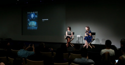 Anna Kendrick - Into the Woods: Meet the Actors @ Apple Store Soho in NYC - 12/17/14