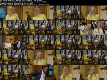 Brooklyn Decker - Live with Kelly & Michael - 4-8-14 (so leggy)