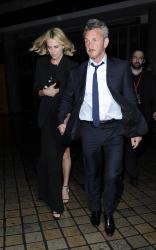 Sean Penn - Charlize Theron and Sean Penn - seen leaving Royal Festival Hall. London - February 16, 2015 (153xHQ) EKTrpwEh