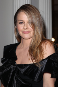 Alicia Silverstone - Christian Siriano Show, Fall/Winter 2017, New York Fashion Week - February 11th 2017