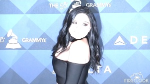 Ariel Winter stuns at the Delta Airlines pre GRAMMY party Full HD 2016