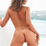 Gatas QB - Yasmin Scott Penthouse Austrália Abril 2016