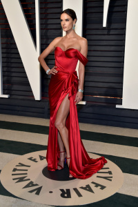 Alessandra Ambrosio - 2017 Vanity Fair Oscar Party Hosted By Gryadon Carter - February 26th 2017