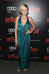 "Malin Akerman - ""Ant-Man"" Screening in NYC 7/13/15"