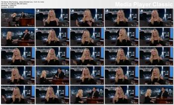 Elle Fanning - Jimmy Kimmel Live - 5-21-14