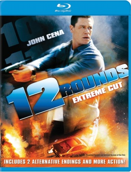 12 Rounds (2009) UNRATED720p BRRip x264 AAC [Tam-Eng] Subs 900MB