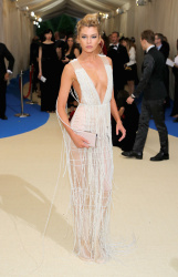 Stella Maxwell - Met Gala 2017 NYC May 1, 2017