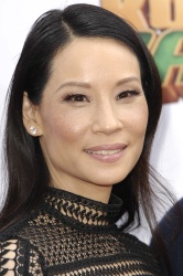 Lucy Liu - Kung Fu Panda 3 Premiere @ TCL Chinese Theatre in Hollywood - 01/16/16